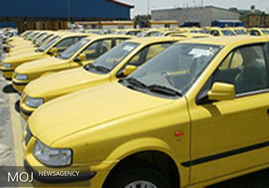 ۵۰۰ دستگاه تاکسی قم در سال ۹۵ نوسازی میشود