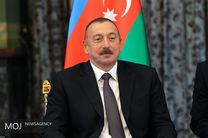 آمادگی رئیس جمهوری آذربایجان جهت مذاکرات آتش بس در قره باغ