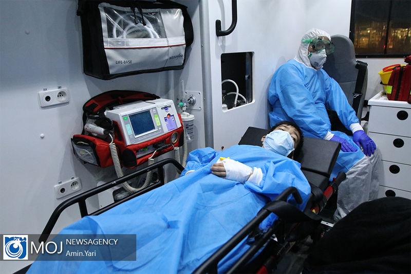 شمار مبتلایان به ویروس کرونا در کشور به ۳۵۱۳ نفر رسید/ 4 استان کانون شیوع کرونا در کشور