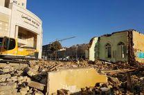 تخریب مسجد تاریخی حوض معجردار مشهد