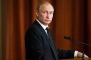 دیدار پوتین با اعضای تیم کشتی آزاد روسیه