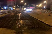 ادامه مرمت اساسی پلهای سوارهروی پایتخت