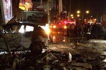 حادثه انفجار هایپرمارکت در شیراز امنیتی نبوده است