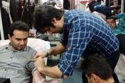 ذخایر خون برای کمک به مناطق زلزله زده کشور به حد مطلوب رسیده است