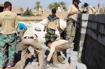 شروع بکار اردوهای جهادی در هرسین