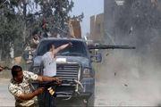 ۶ پهپاد ترکیه توسط ارتش ملی لیبی ساقط شد