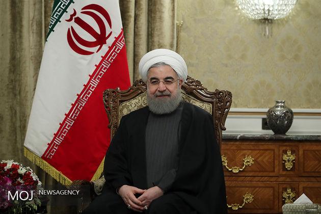 تبریک پیامکی رئیسجمهور