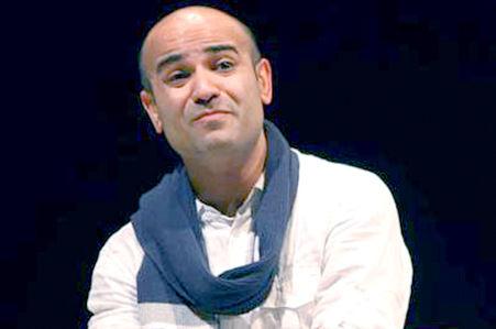 «کروکی» با بازیگری سعید چنگیزیان روی صحنه می رود