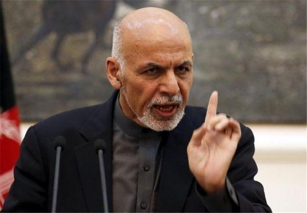 اشرف غنی مقامات پاکستان را هدف حمله قرار داد