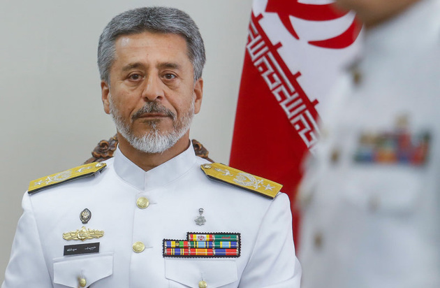 رایزنی سیاری با فرمانده نیروی دریایی اندونزی برای توسعه همکاری ها