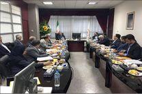 رعایت استانداردهای بینالمللی و ضوابط پولشویی در جلسه اعضای هیأت مدیره و معاونین بینالملل بانکها در بانک ملی ایران بررسی شد