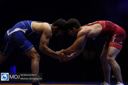 قهرمانی تیم کشتی آزاد ایران در آسیا با کسب هشت مدال