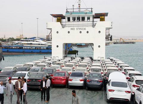 خودروهای دپو شده در مناطق آزاد کشور تعیین تکلیف شدند