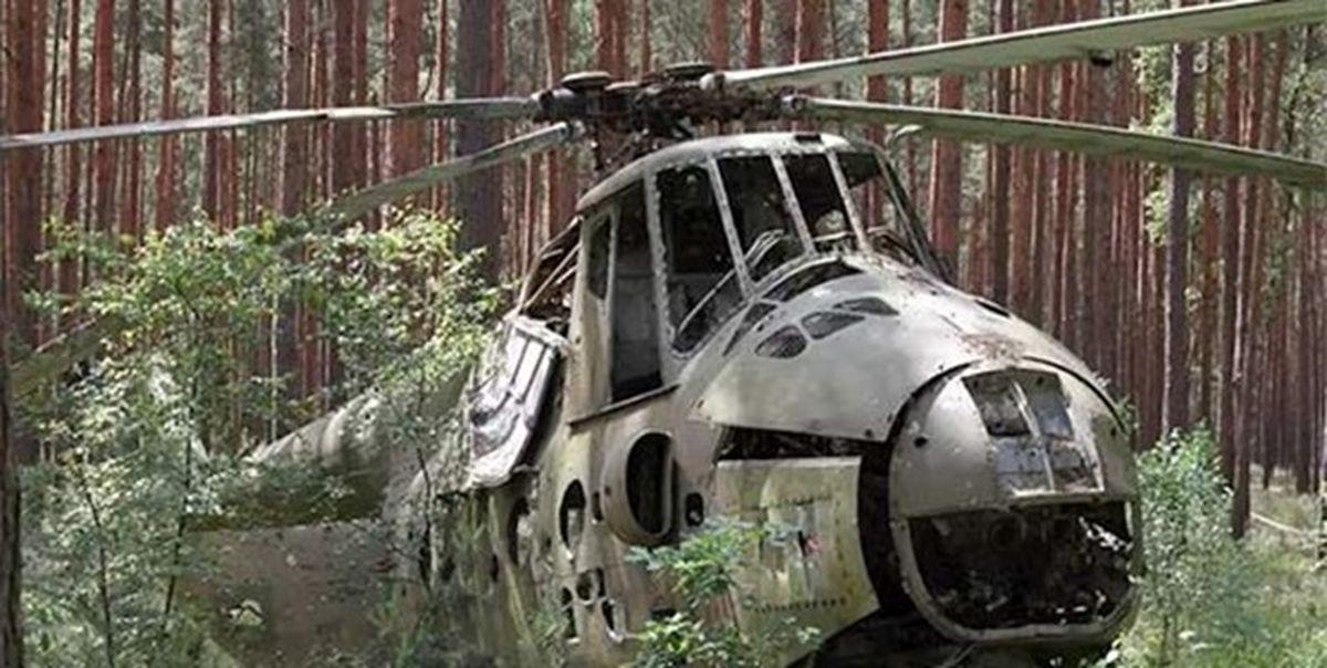 فرود مرگبار یک بالگرد خصوصی در روسیه