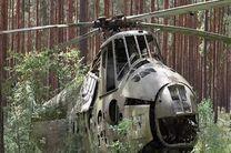 سقوط مرگبار دو بالگرد ارتش افغانستان در ولایت هلمند