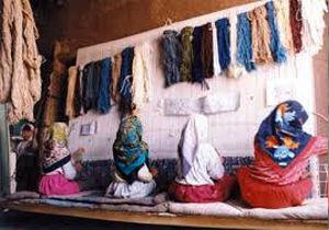 نارضایتی فرش بافان خراسان شمالی از وضعیت نابسامان بازار بافندگی