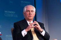 تیلرسون: آماده دفاع اتمی از متحدانمان در برابر کره شمالی هستیم