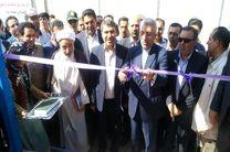 پروژه آبرسانی به شهر کوهدشت افتتاح شد