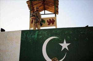 آزمایش موشک ضد کشتی توسط پاکستان