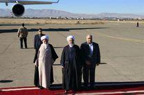 امروز راهآهن ملایر-کرمانشاه با حضور رئیسجمهور افتتاح میشود