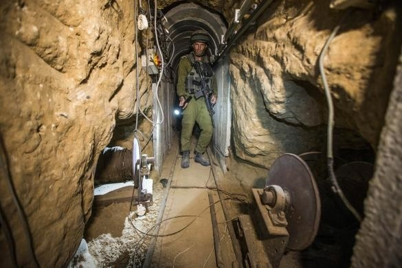 تونل های حماس کابوسی برای صهیونیست ها + عکس