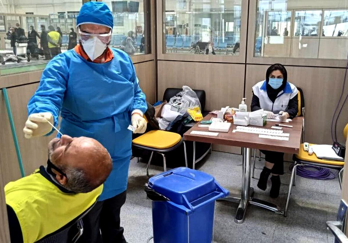 جدیدترین آمار کرونا در کشور تا ظهر ۱۱ اردیبهشت/ شناسایی ۱۷ هزار و ۸۰ بیمار جدید
