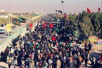کمیته بهداشت و درمان اربعین حسینی از مرزهای غربی کشور بازدید کرد