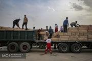 حال و هوای پایگاه امداد و نجات هلال احمر استان خوزستان