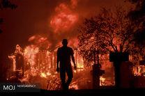 آتش سوزی کالیفرنیا به نهمین روز رسید/ بیش از 70 کشته و هزار مفقود در آتش سوزی