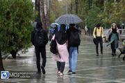 جزئیات ورود سامانه بارشی جدید به کشور / پیش بینی بارش برف و باران