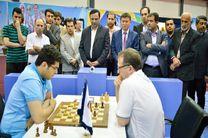 منتخب شطرنج جهان تیم ایران را مغلوب خود کرد