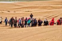 منطقه گردشگری کویر مرنجاب تعطیل شد