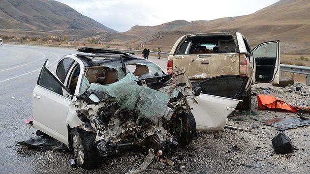 کاهش 25 درصدی تلفات تصادفات شهری در نوروز 97