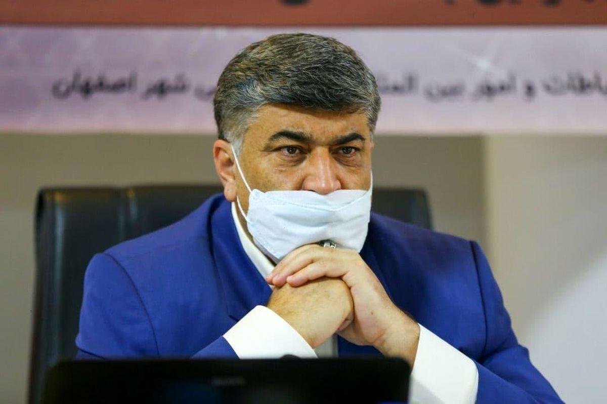 خط دو متروی اصفهان با پیشرفت قابل توجهی در حال احداث است
