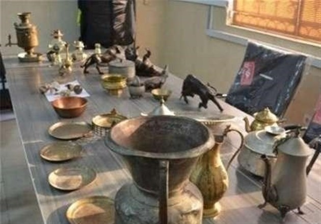 عاملان فروش عتیقهجات تقلبی در شهرستان آزادشهر دستگیر شدند