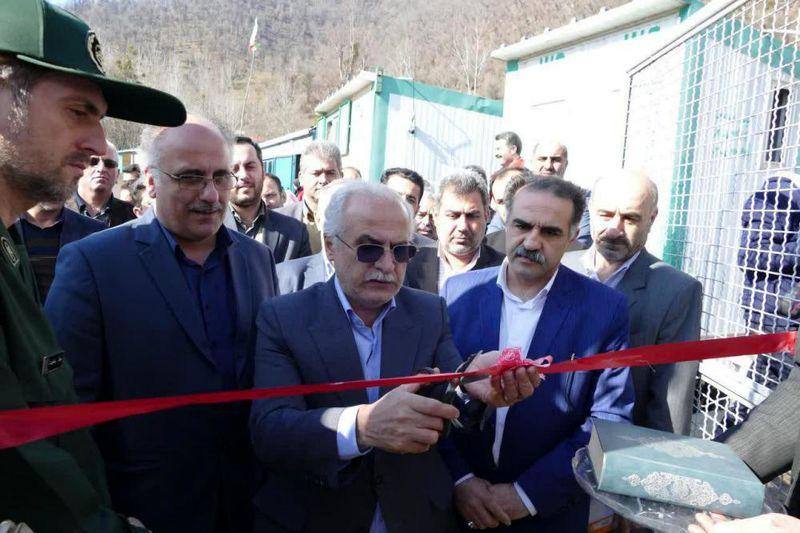افتتاح 44 پروژه عمرانی با حضور معاون استاندار در ماسال
