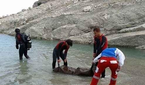 غرق شدن گردشگر 13 ساله دررودخانه بی بی سیدان سمیرم