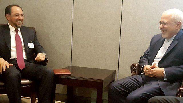 دیدار وزیران خارجه ایران و افغانستان