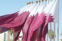 حضور هیأت بلندپایه قطری در مراسم تحلیف رئیسجمهور