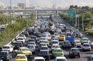 ممنوعیت ورود به جاده چالوس