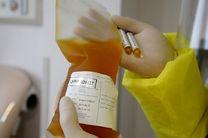 بیماران کرونایی بهبودیافته جهت اهدای پلاسما به انتقال خون لرستان مراجعه کنند
