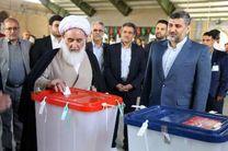 شرکت در انتخابات جهاد عینی است