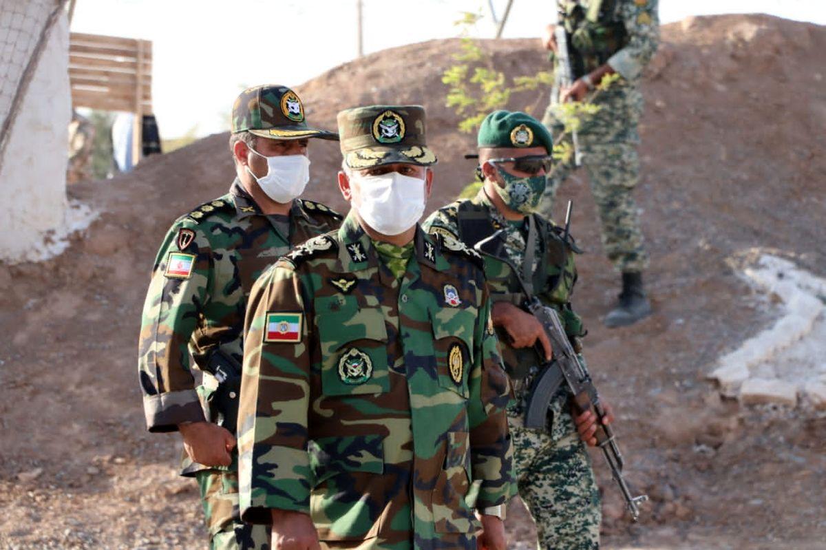 تمامی مرزهای شرقی و مشترک ایران با افغانستان در امنیت کامل است