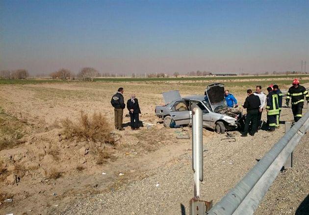 2 نفر در تصادفات جادههای استان بوشهر کشته شدند