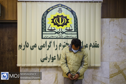 دستگیری سارق تجهیزات ریلی خط متروی تهران - کرج