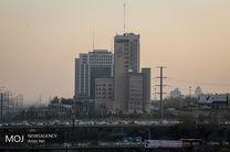 شاخص آلودگی هوای تهران به ۱۷۸ رسید