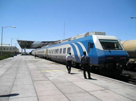زائران اربعین رایگان با قطار سفر کنند