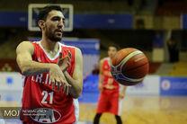 ساعت بازی بسکتبال ایران و اسپانیا مشخص شد