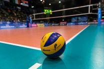 جزییات نتیجه دیدارهای روز سوم مسابقات قهرمانی والیبال
