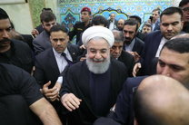 بازدید روحانی از بیت امام خمینی(ره) در نجف اشرف
